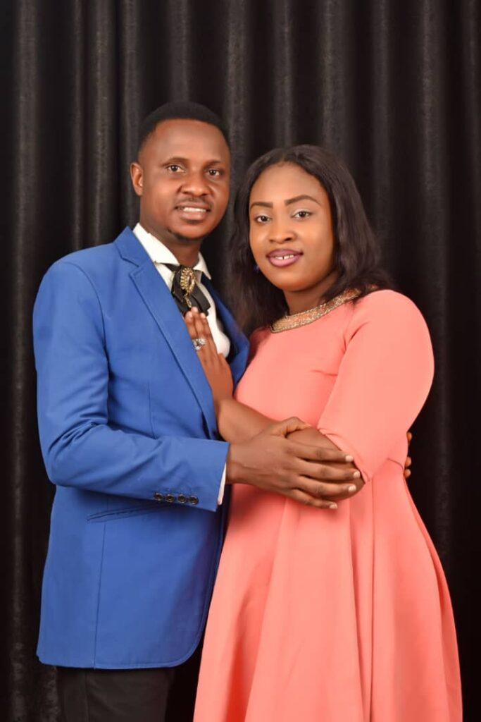 Pastor Favour & Mrs Blessing Usifo. Abuja Branch.
